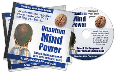 Quantum mind power com